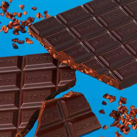 チョコ 板