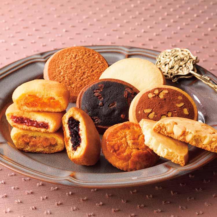 クッキーズ・ガレット詰合せ[30枚入]