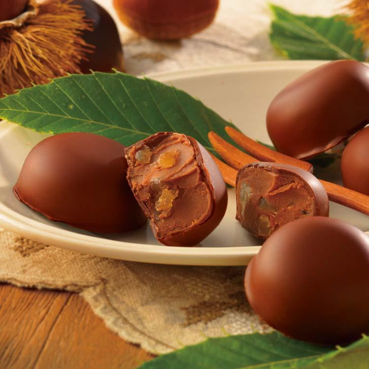 栗のショコラ