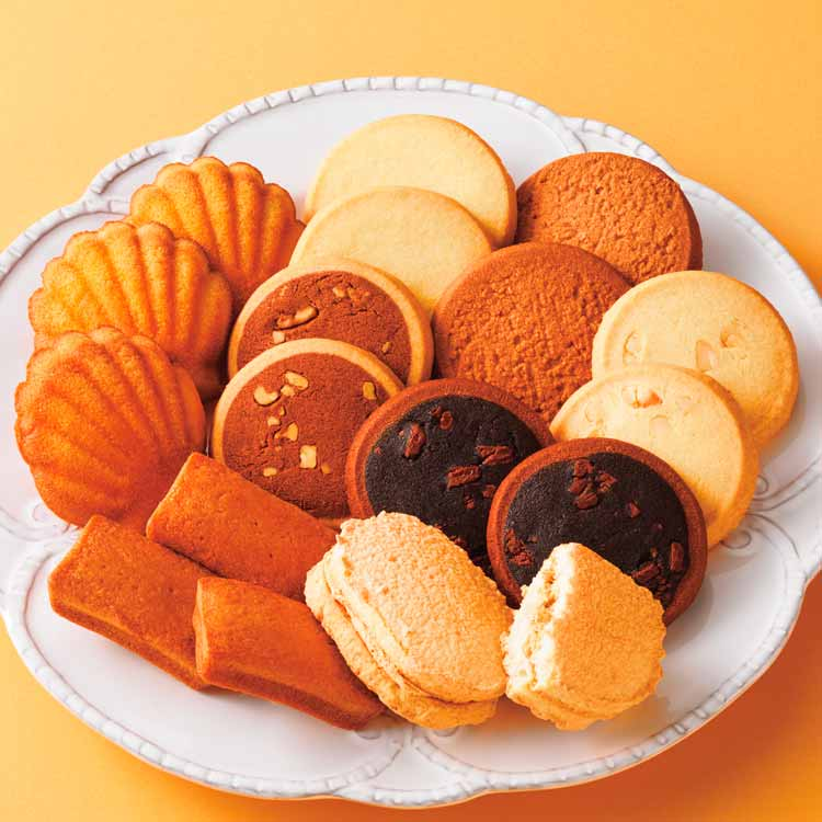 クッキーズ・焼き菓子詰合せ[18枚入]