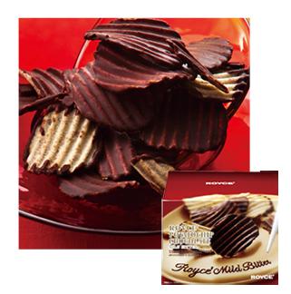 チョコレート ロイズ ポテト チップ ポテトチップチョコレート[オリジナル]|ロイズ(ROYCE')公式